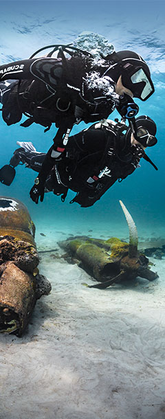 Дайвинг: подводный мир открыт